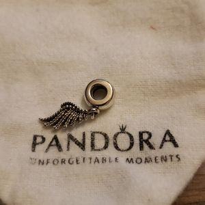 Pandora wing charm